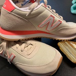 Ladies new balance 501 shoes tracker ripple sole